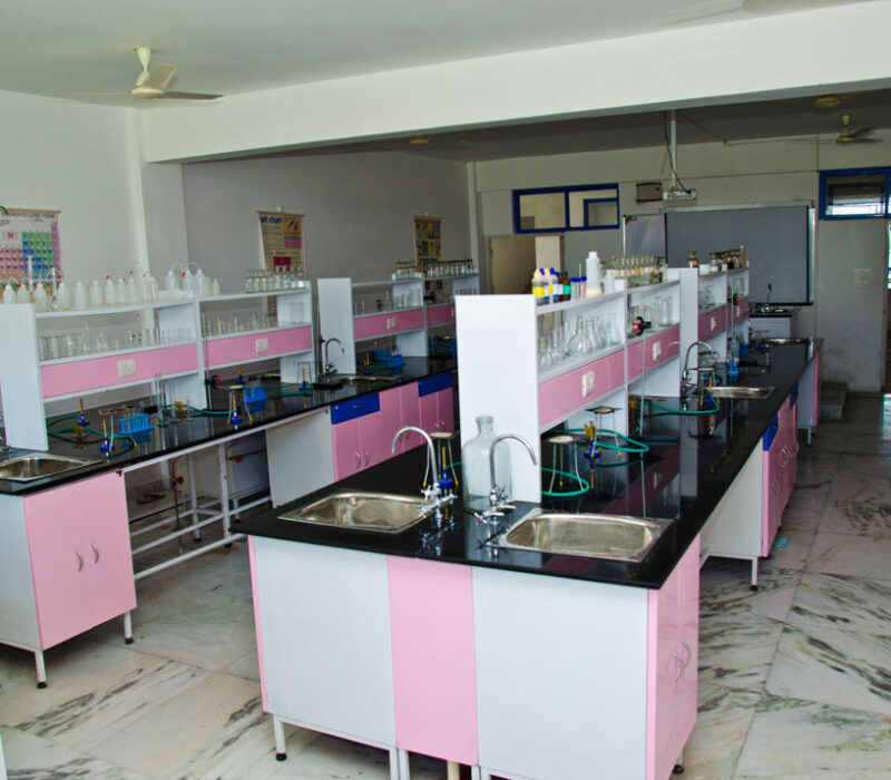 16 Super Science Our Laboratory
