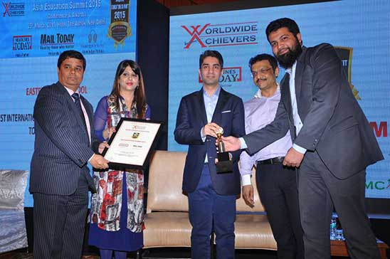 EPS wins accolades at the Asia Education Summit 2015